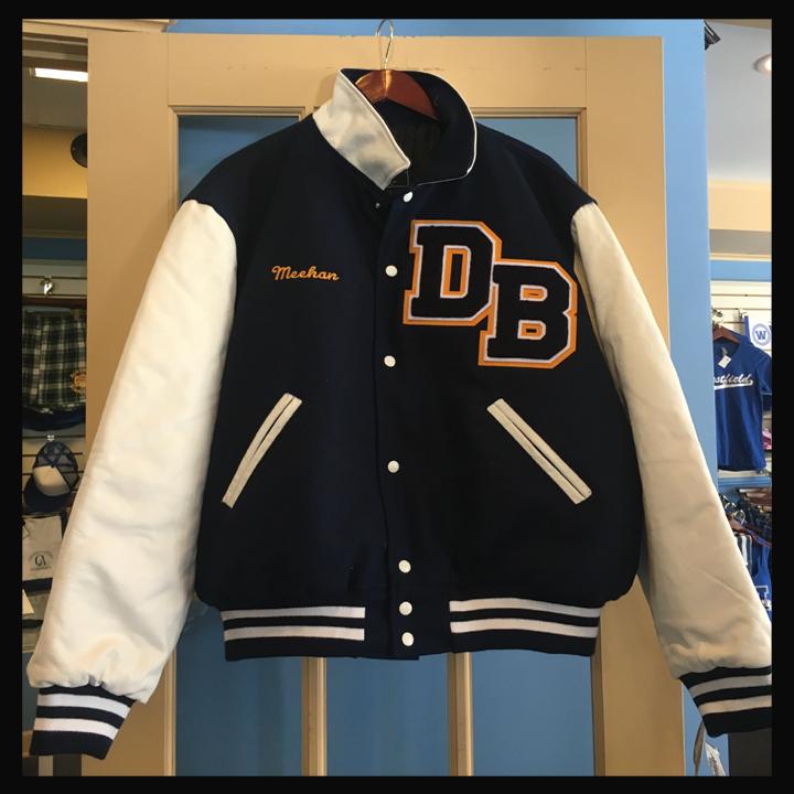 Custom Varsity Jackets | Cougar Headquarters