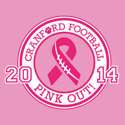 CHQ Pink Out - Fall 2014
