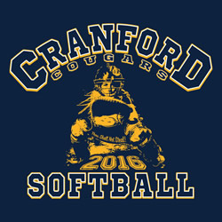 Cranford Softball  Fall 2016