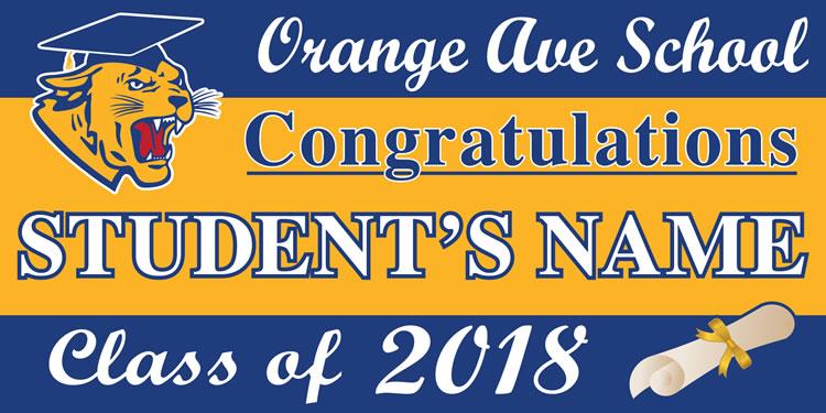 Project Graduation 2018 OAS Lawn Sign