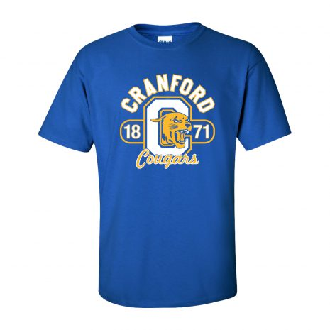cranfordC_tshirt_royal
