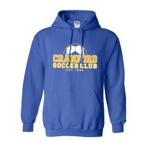 Cranford Soccer Club Hoodie