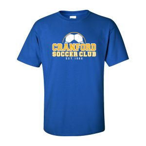 Cranford Soccer Club T-Shirt