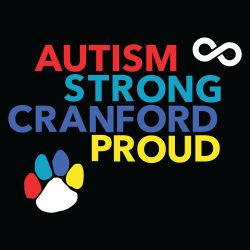 Autism Strong Cranford Proud 2019