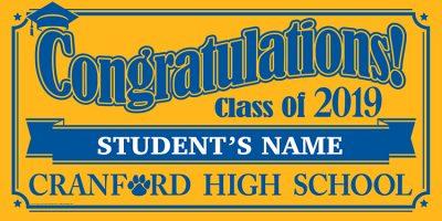 Cranford Schools Project Graduation Fundraiser 2019