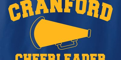 Cranford PAL Cheer Jacket