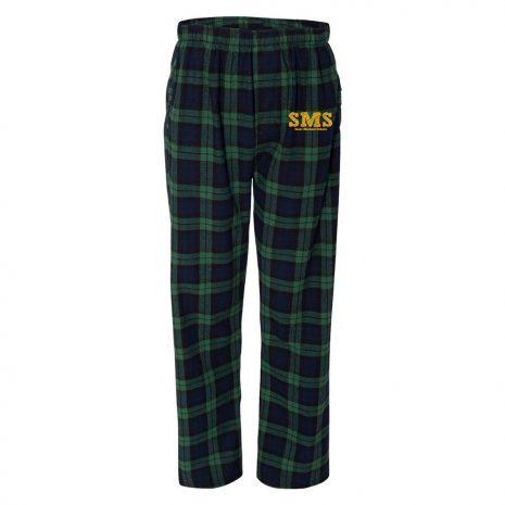 Green Flannels