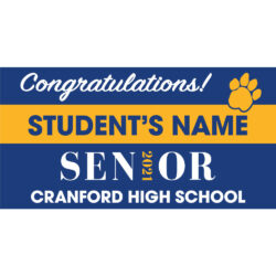 Cranford Schools Project Graduation Fundraiser 2021